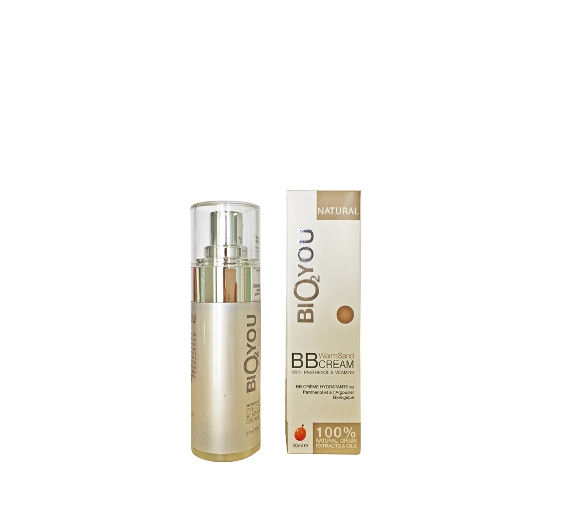 Bio2You Natural BB Cream with Panthenol WarmSand