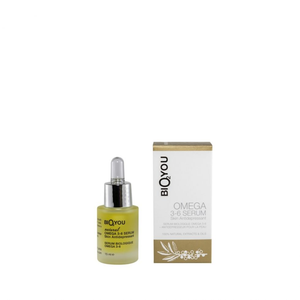 Bio2You Dabīgs OMEGA 3-6 serums
