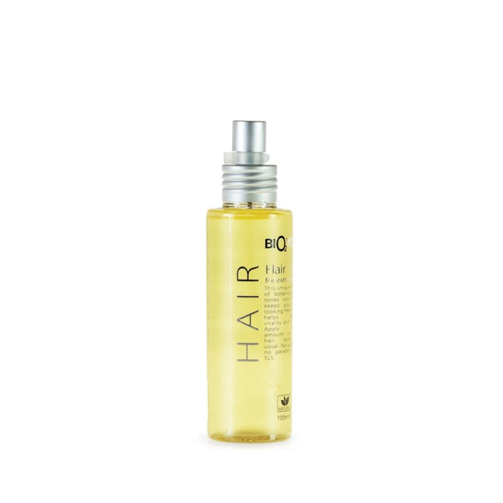 Bio2You Hair oil for extra shine