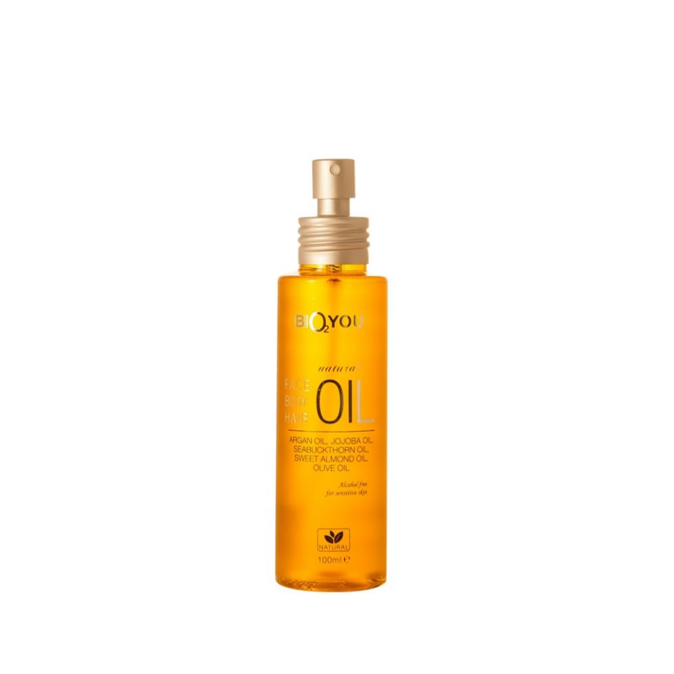 Bio2You Oil for Face, Body, and Hair