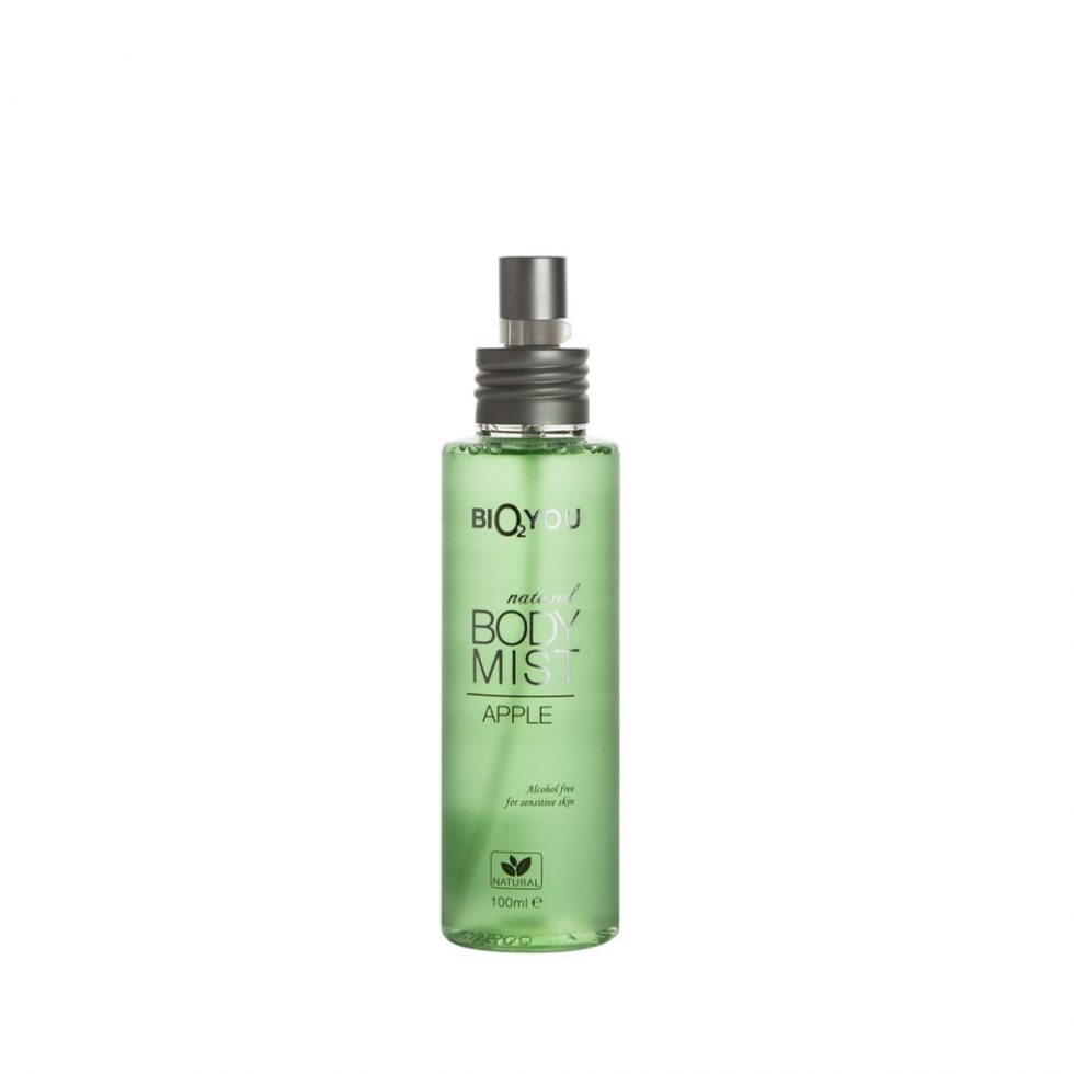 Bio2You Natural Body Mist APPLE