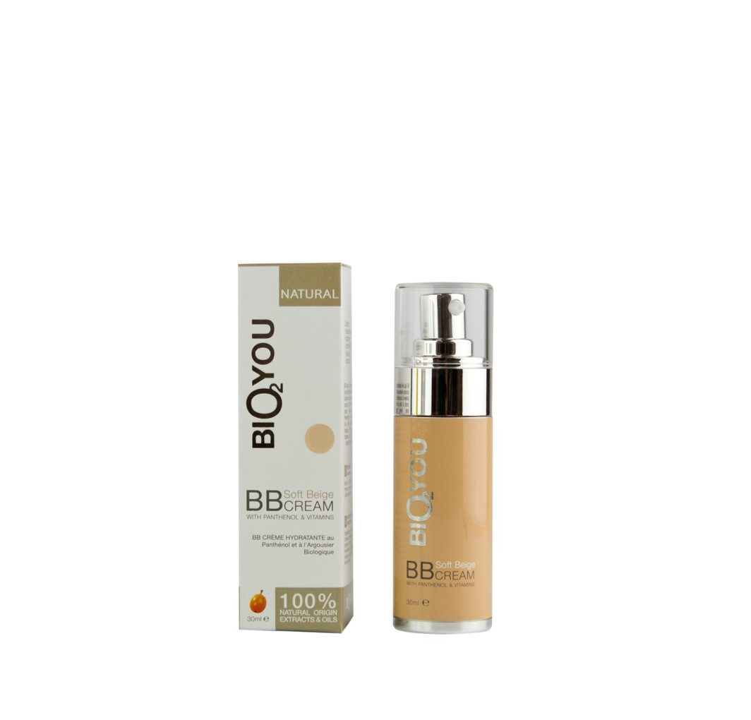 Bio2You Natural BB Cream with Panthenol SoftBeige