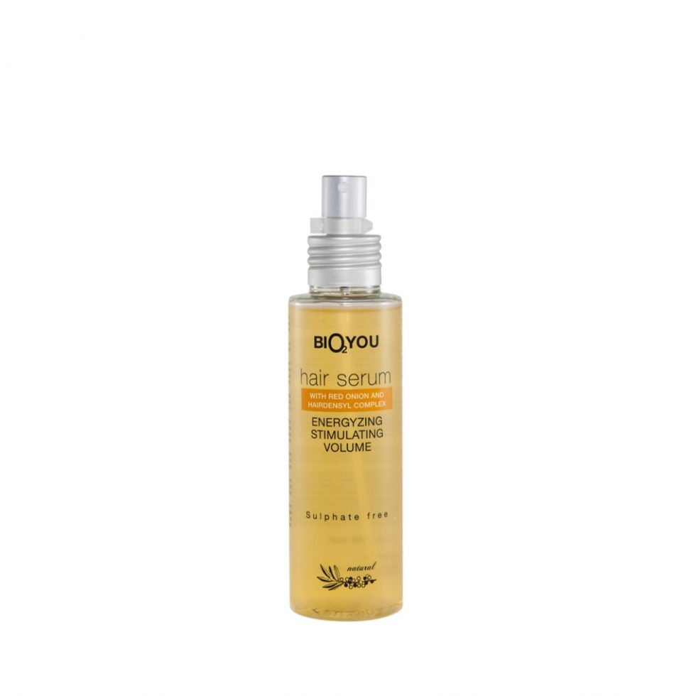 Bio2You Leave-in hair serum with Hairdensyl complex and Red Onion extract