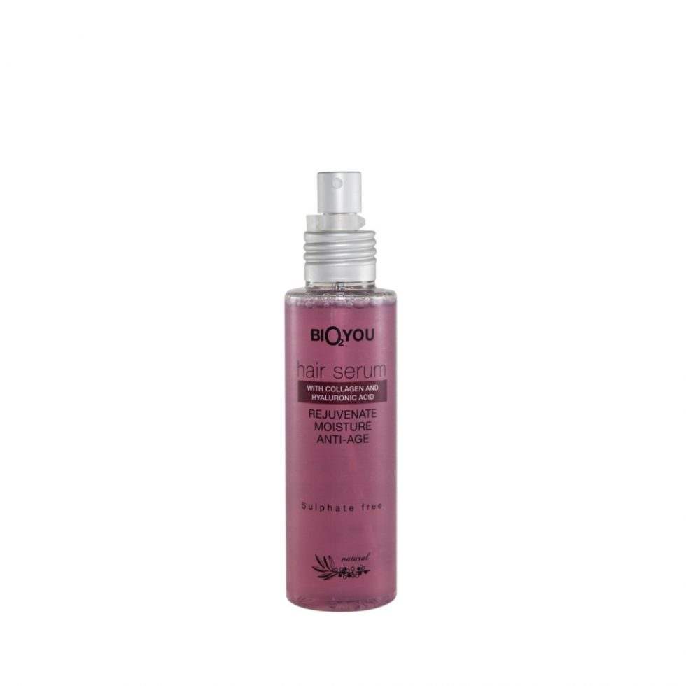 Bio2You Leave-in hair serum with Colagen and Hyaluronic acid