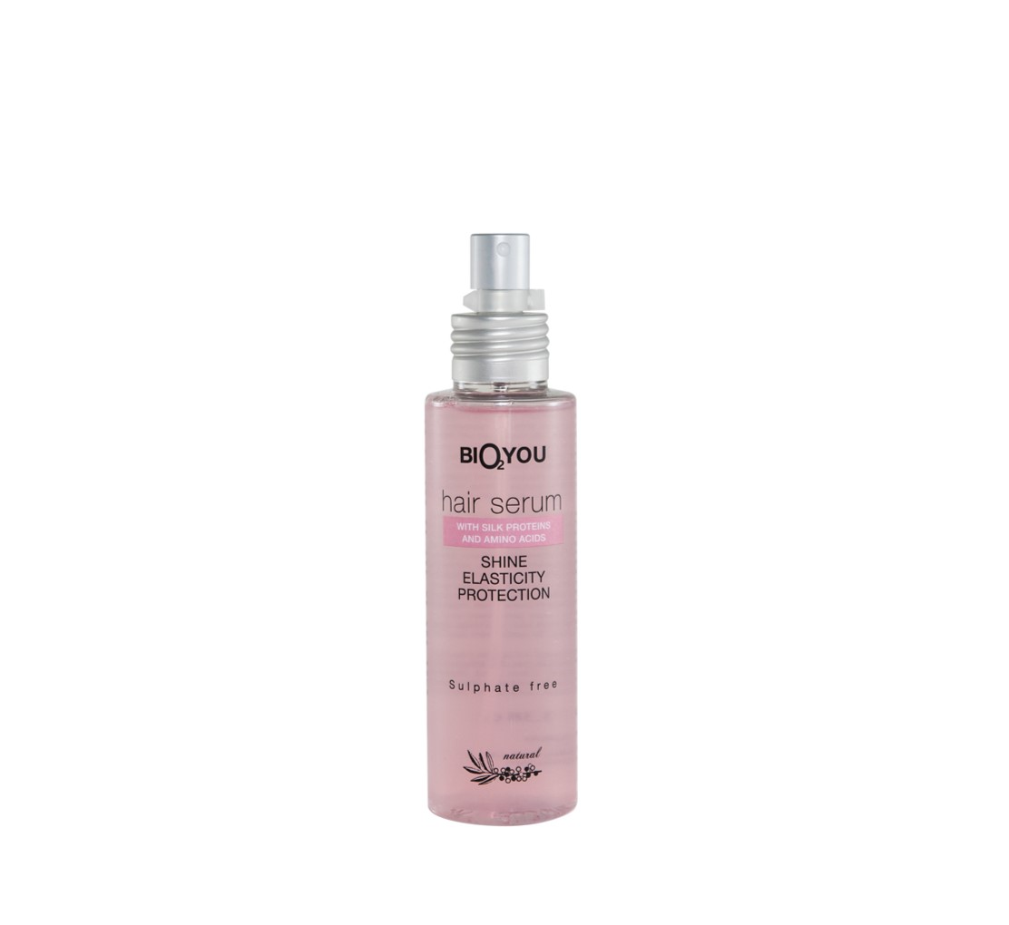 Bio2You Leave-in hair serum with Silk proteins and Amino Acids