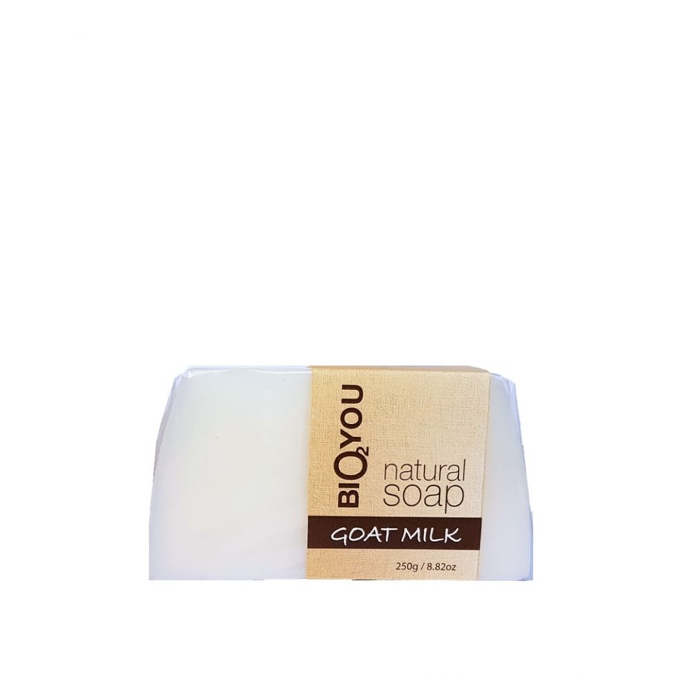 Bio2You Limited Edition Natural Soap Goat Milk, 250gr