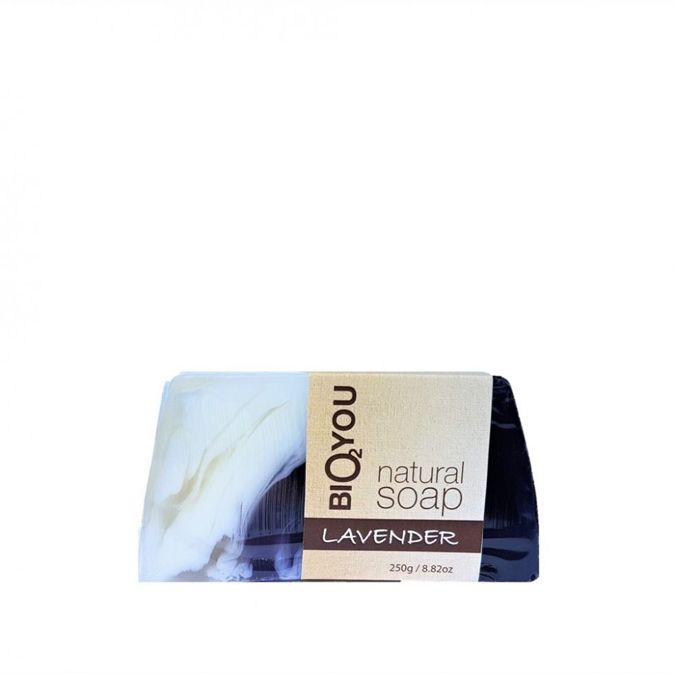 Bio2You Limited Edition Natural Soap Lavender, 250gr
