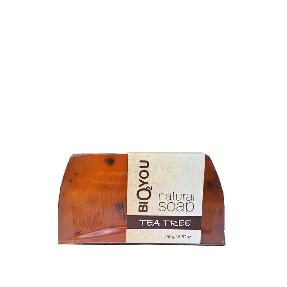 Bio2You Limited Edition Natural Soap Tea Tree, 250gr