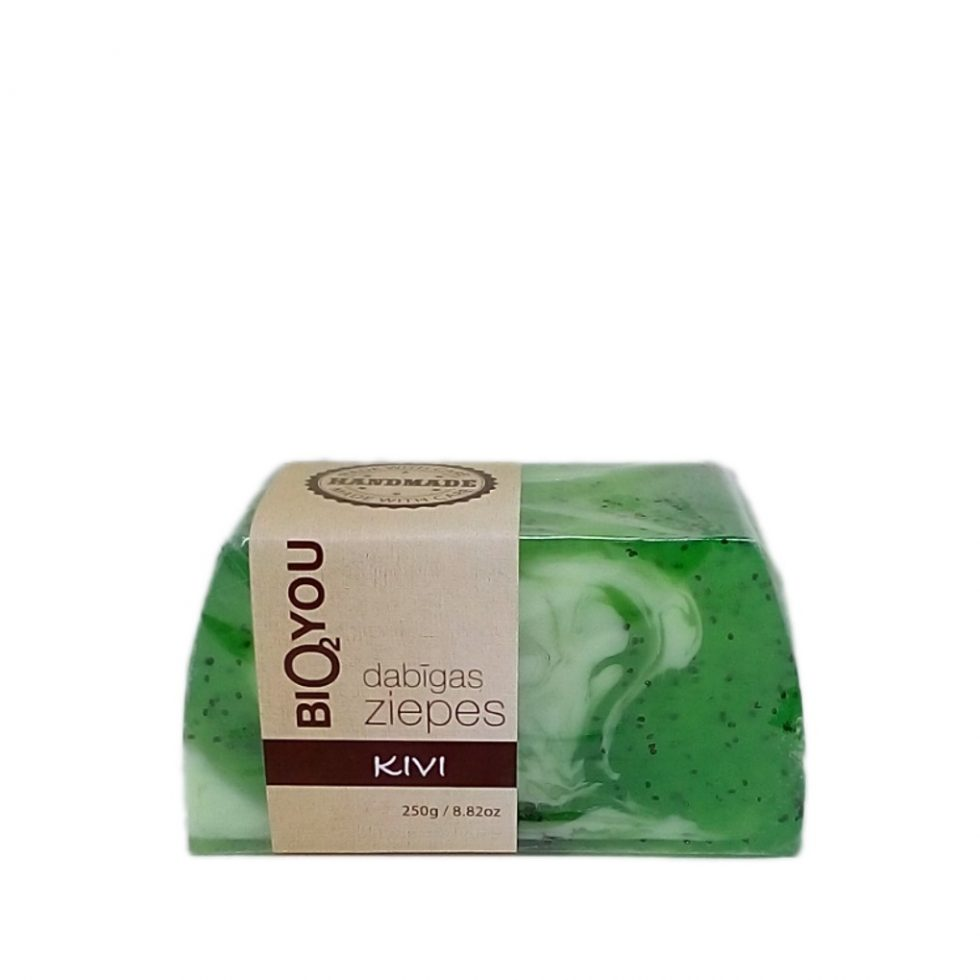 Bio2You Limited Edition Natural Soap Kiwi, 250gr