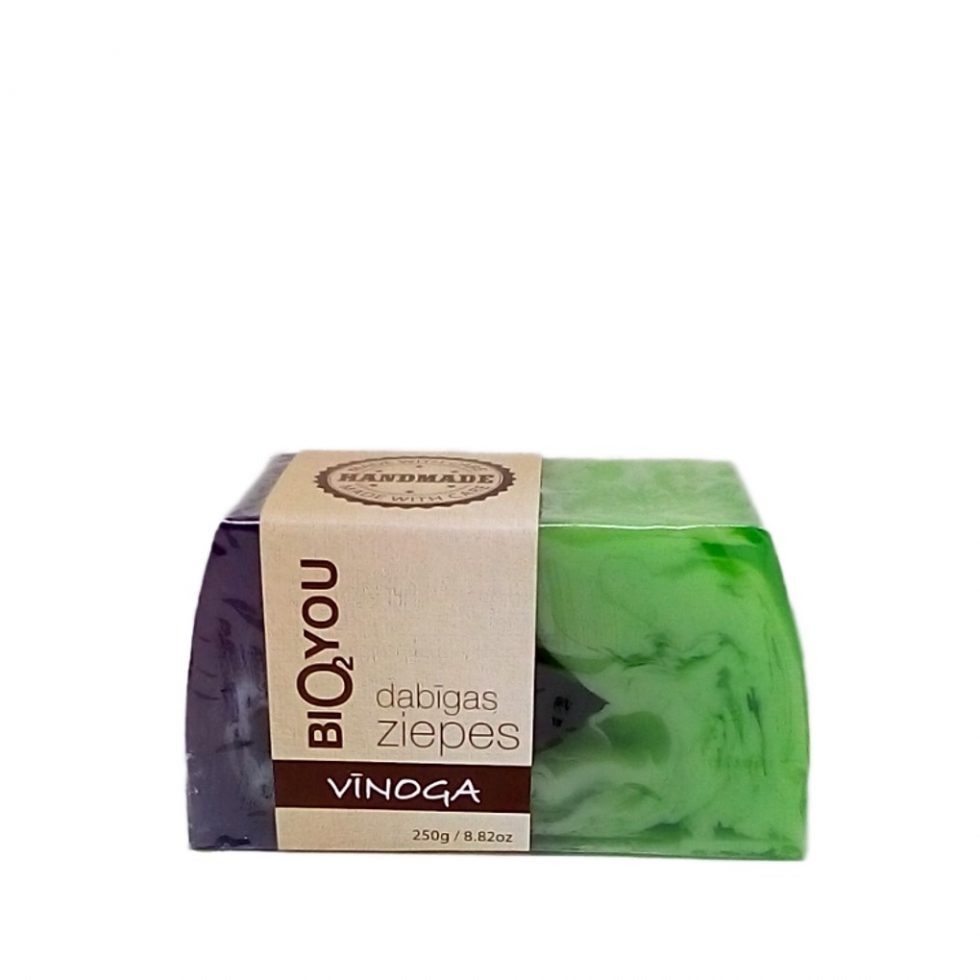 Bio2You Limited Edition Natural Soap Grape, 250gr